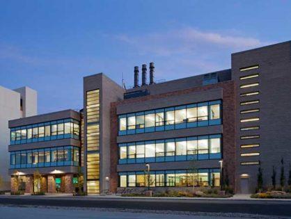 University of Wyoming Energy Innovation Center - Laramie, WY