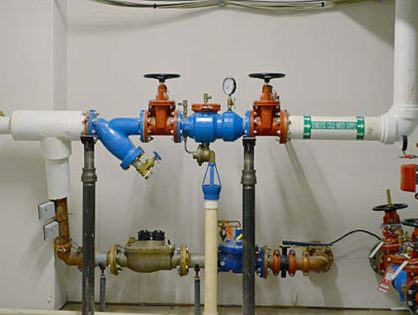 Back Flow Preventer Testing