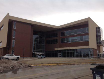 UW/CC Student Union Building