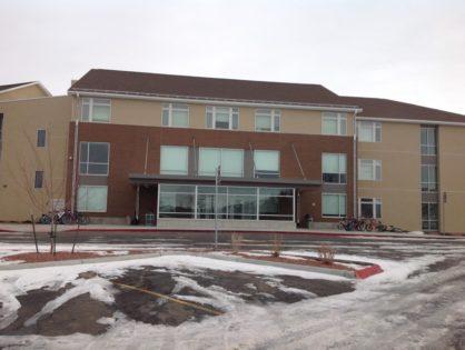 Casper College Residence Hall - Casper, WY