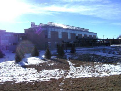 University of Wyoming Visual Arts Center - Laramie, WY