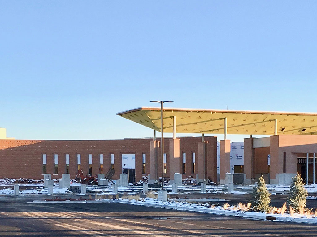 Converse County Justice Center - Douglas, WY